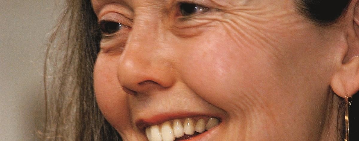 """Anne Carson: """"Me siento perfectamente a gusto bajo el agua""""*"""